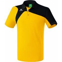 Erima Club 1900 2.0 Polo - Geel / Zwart