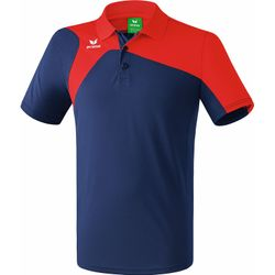 Erima Club 1900 2.0 Polo Hommes - New Navy / Rouge