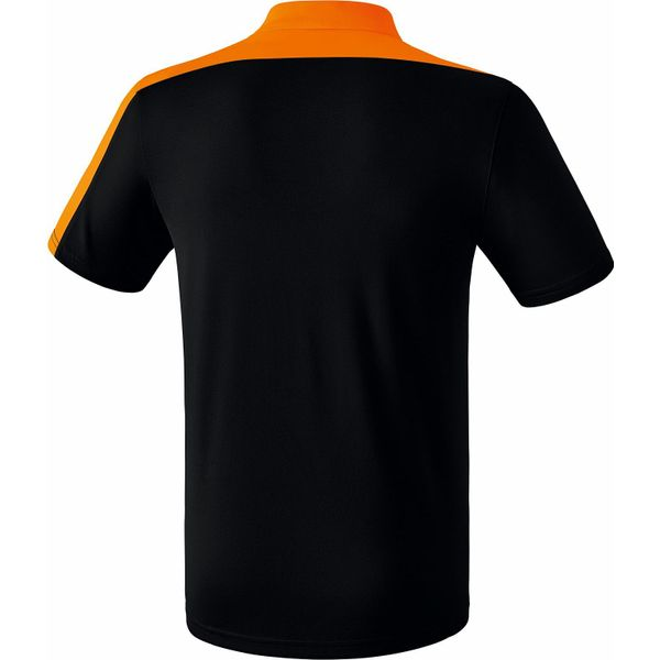 Erima Club 1900 2.0 Polo Kinderen - Zwart / Oranje