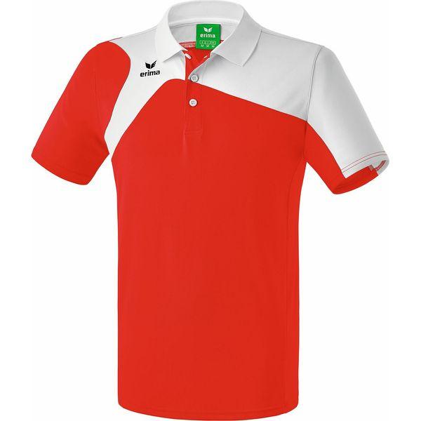 Erima Club 1900 2.0 Polo - Rood / Wit