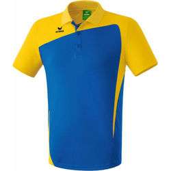 Erima Club 1900 Polo Hommes - Royal / Jaune