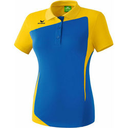 Erima Club 1900 Polo Femmes - Royal / Jaune