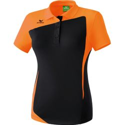 Erima Club 1900 Polo Femmes - Noir / Orange