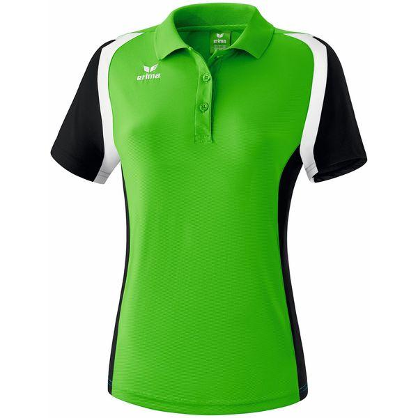 Erima Razor 2.0 Polo Dames - Green / Zwart / Wit