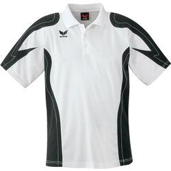 Erima Racing Polo - Wit / Zwart