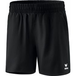 Erima Premium One 2.0 Short Dames - Zwart