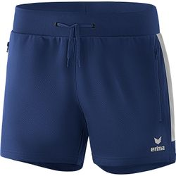 Erima Squad Worker Short Dames - New Navy / Silver Grey