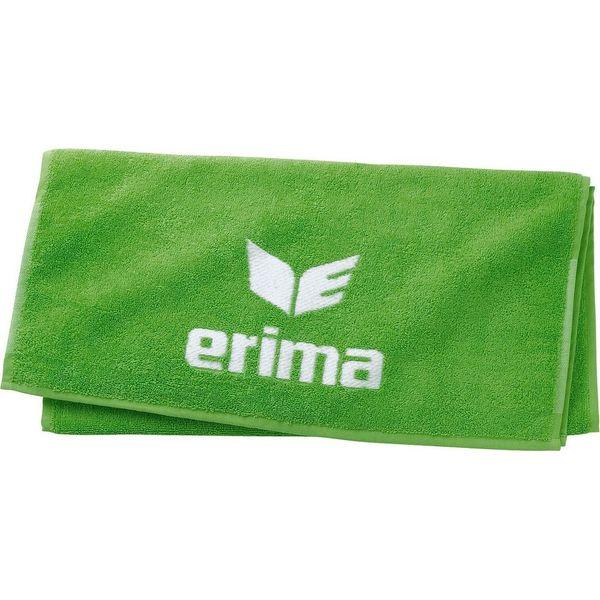 Erima 70X140cm Drap De Bain - Green / Blanc
