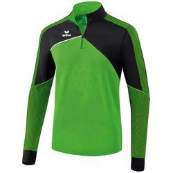 Erima Premium One 2.0 Trainingstrui - Green / Zwart / Wit