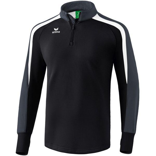 Erima Liga 2.0 Trainingstrui Kinderen - Zwart / Wit / Donkergrijs