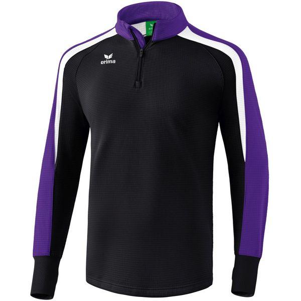 Erima Liga 2.0 Trainingstrui Kinderen - Zwart / Donker Violet / Wit