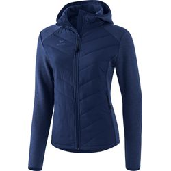 Erima Doorgestikt Jack Dames - New Navy