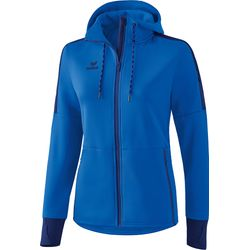 Erima Veste Softshell Femmes - New Royal / New Navy