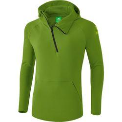Erima Essential Sweatshirt Met Capuchon Heren - Twist Of Lime / Lime Pop