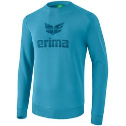 Erima Essential Sweatshirt - Niagara / Ink Blue