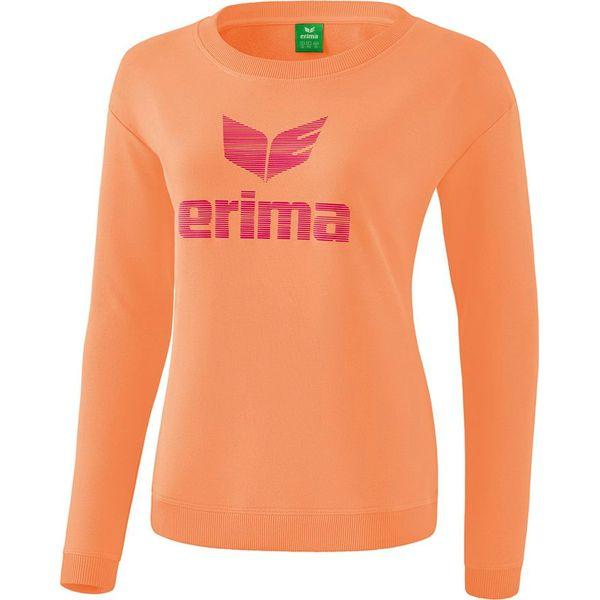 Erima Essential Sweatshirt Dames - Peach / Love Rose