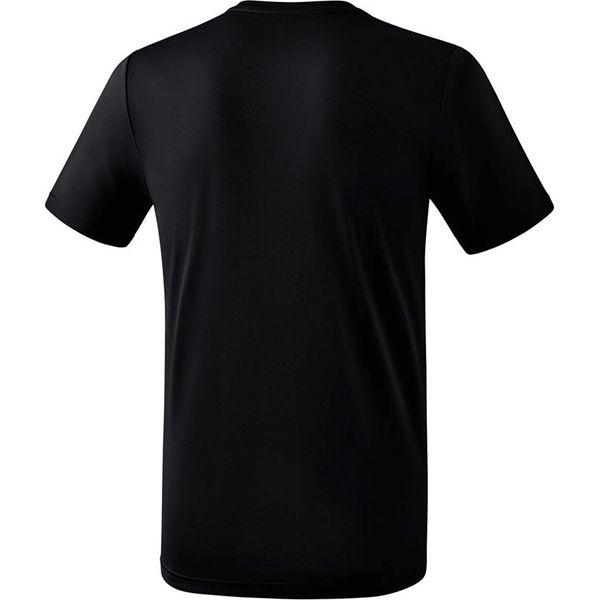 Erima Functioneel Promo T-Shirt Heren - Zwart