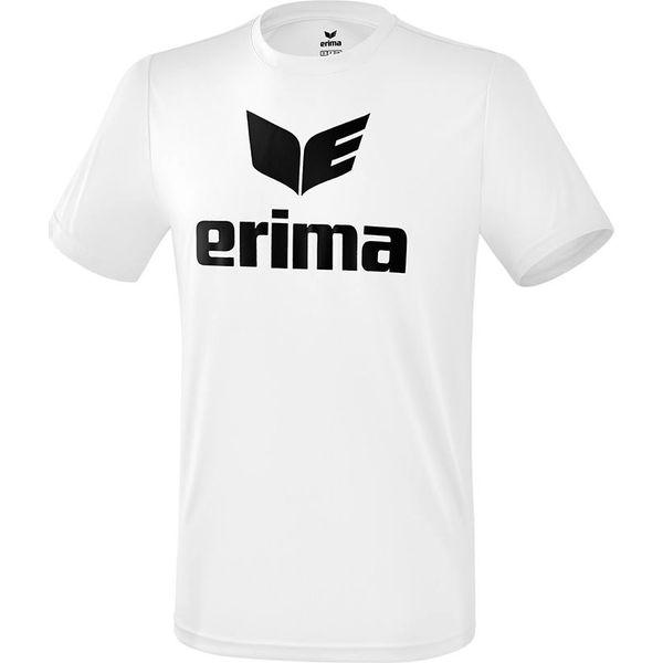 Erima Functioneel Promo T-Shirt - Wit