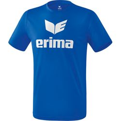 Erima Functioneel Promo T-Shirt Heren - New Royal