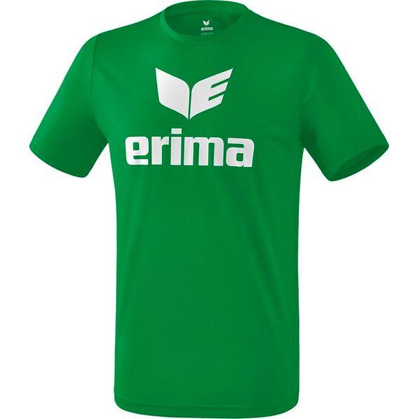Erima Functioneel Promo T-Shirt Kinderen - Smaragd