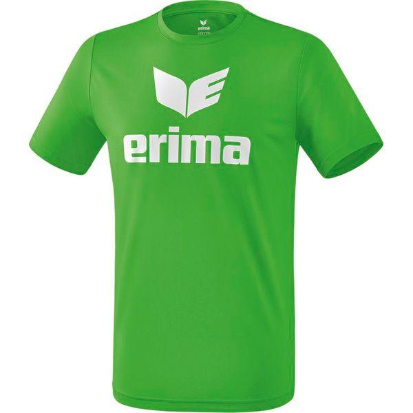Erima Functioneel Promo T-Shirt Kinderen - Green