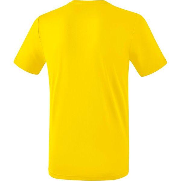 Erima Functioneel Promo T-Shirt - Geel
