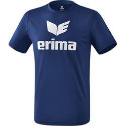 Erima Functioneel Promo T-Shirt Kinderen - New Navy