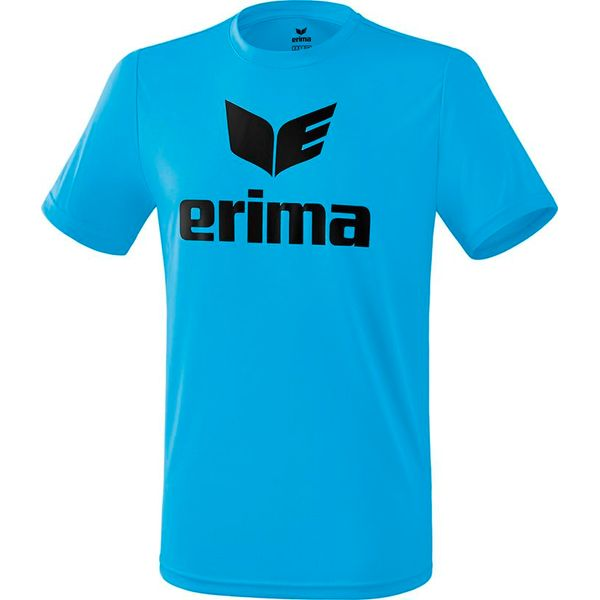 Erima Functioneel Promo T-Shirt Kinderen - Curacao