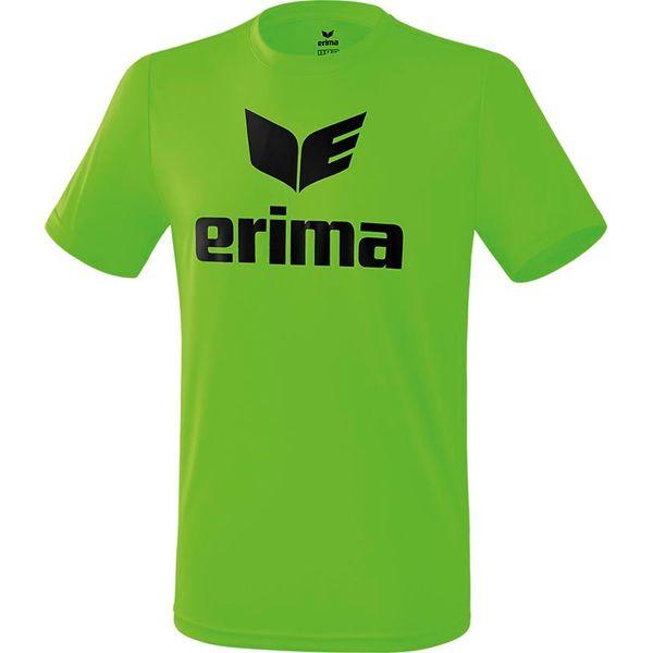 Erima Functioneel Promo T-Shirt Kinderen - Green Gecco