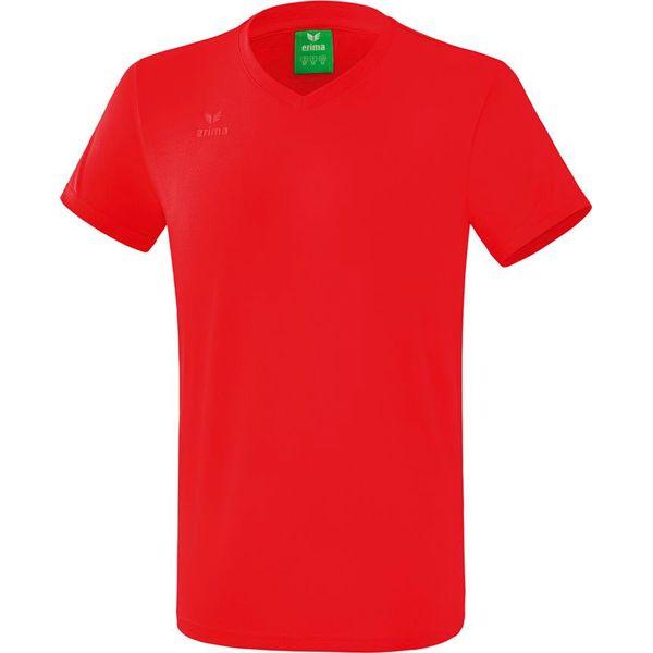 Erima Style T-Shirt - Rood