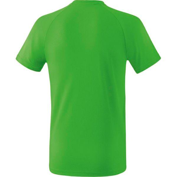 Erima Essential 5-C T-Shirt Kinderen - Green / Wit