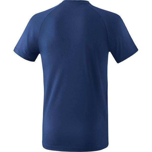 Erima Essential 5-C T-shirt Kinderen - New Navy / Rood