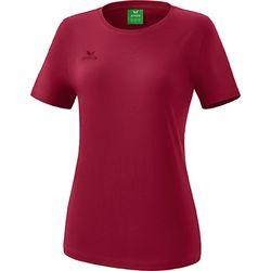 Erima Teamsport T-Shirt Dames - Bordeaux