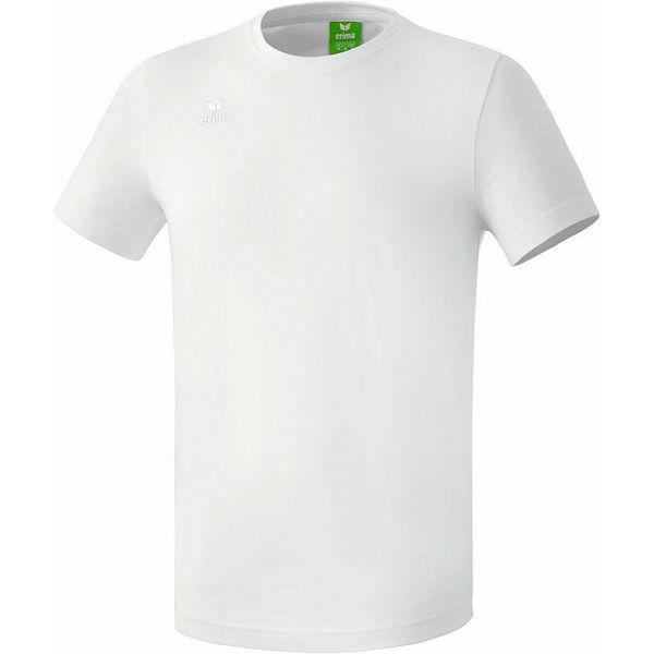 Erima Teamsport T-Shirt Kinderen - Wit