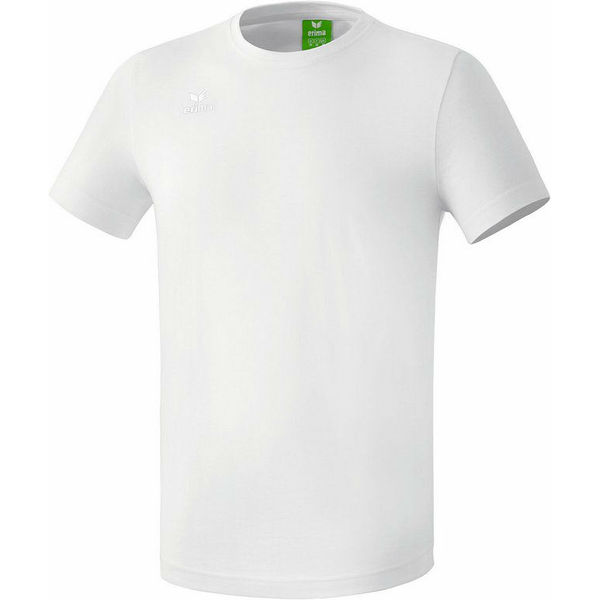 Erima Teamsport T-Shirt Heren - Wit