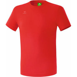 Erima Teamsport T-Shirt Heren - Rood