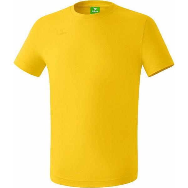 Erima Teamsport T-Shirt Kinderen - Geel