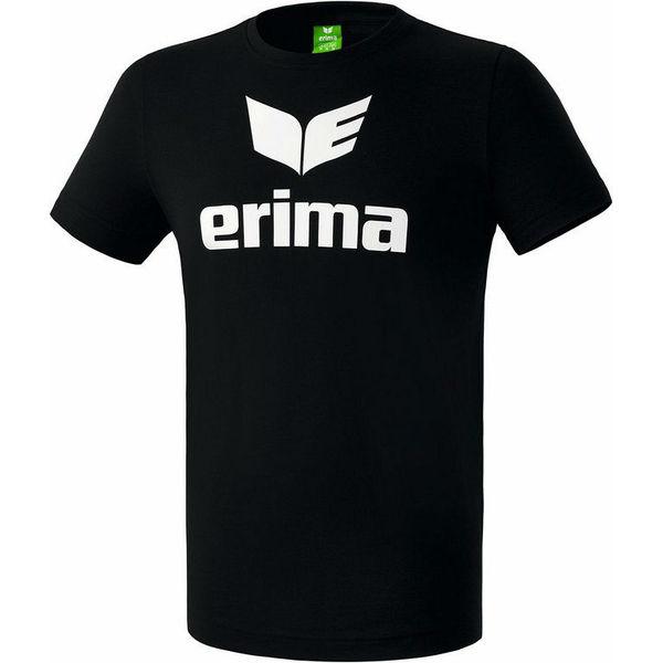 Erima Promo T-Shirt Enfants - Noir / Blanc