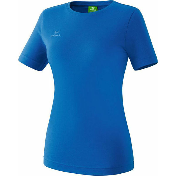 Erima Teamsport T-Shirt Dames - Royal