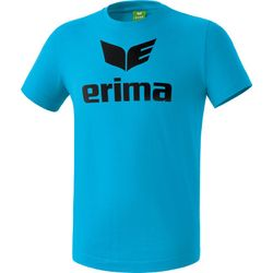 Erima Promo T-Shirt Hommes - Curaçao / Noir