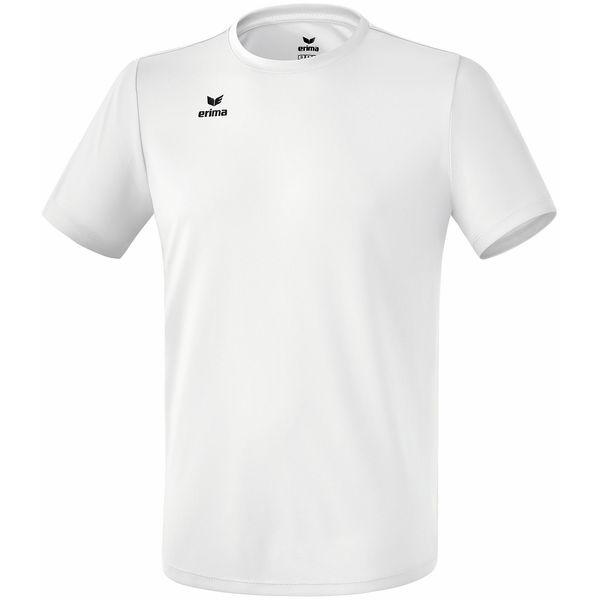 Erima Teamsport Functioneel T-Shirt Heren - New White