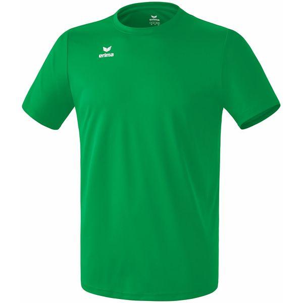 Erima Teamsport Functioneel T-Shirt Kinderen - Smaragd/Green