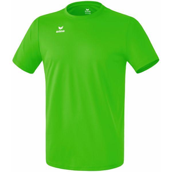 Erima Teamsport Functioneel T-Shirt Heren - Green