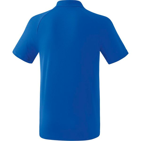 Erima Essential 5-C Polo - Wit / New Royal