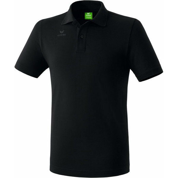 Erima Teamsport Polo Heren - Zwart