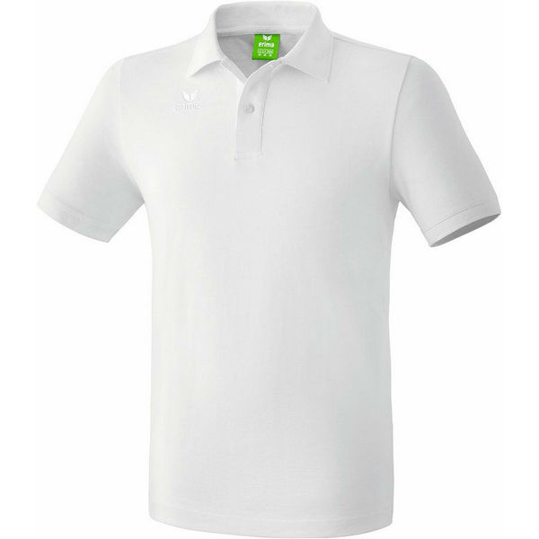 Erima Teamsport Polo Enfants - Blanc