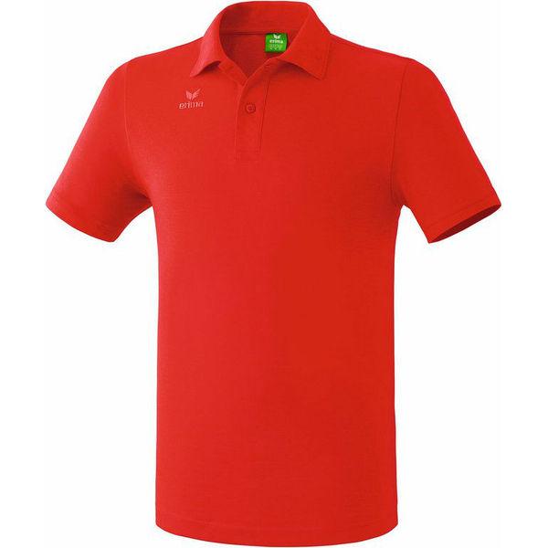 Erima Teamsport Polo Hommes - Rouge