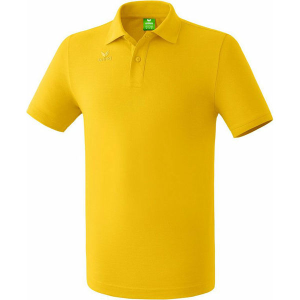 Erima Teamsport Polo Enfants - Jaune