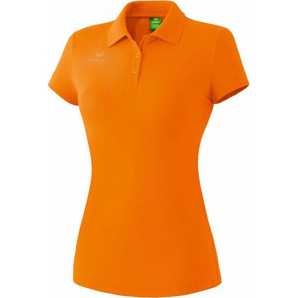 Erima Teamsport Polo Femmes - Orange