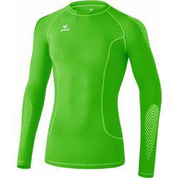 Erima Elemental Longsleeve Shirt Lange Mouw Heren - Green